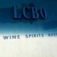 Photo taken at LCBO by Sarah P. on 10/7/2011