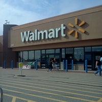 Photo taken at Walmart Supercenter by Kayla M. on 9/8/2012