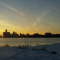 Photo taken at Belle Isle Park by Robert M. on 1/30/2011