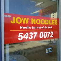Photo taken at Jow Noodles by Oleg S. on 2/11/2012