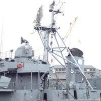 Photo taken at USS Cassin Young by Deb H. on 6/16/2012