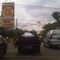 Photo taken at Lampu Merah Permata Hijau by isamu a. on 1/26/2012