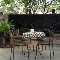 Photo taken at Ratchadumnern Coffee by Lanchaa D. on 4/22/2012