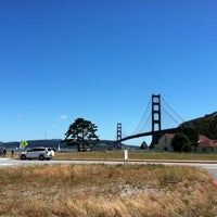 Photo taken at Cavallo Point Lodge by Sandy A. on 6/23/2012