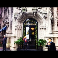Photo taken at Petrossian Boutique & Cafe by Robert S. on 12/6/2011