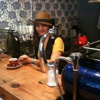 Photo taken at Culture Espresso by Maarten v. on 1/8/2011