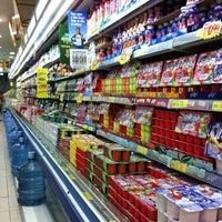 Photo taken at Supermercado Santa Lúcia BR by Renildo D. on 7/26/2012