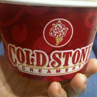 Photo taken at Cold Stone Creamery by Marnelli S. on 6/15/2012