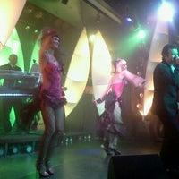 Photo taken at Baku Palace by joan l. on 10/16/2011