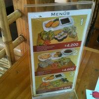 Photo taken at Sushihana by Regina L. on 2/26/2012