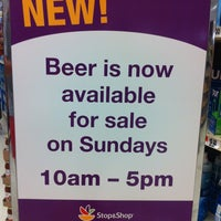 Photo taken at Stop & Shop by Chris P. on 7/8/2012