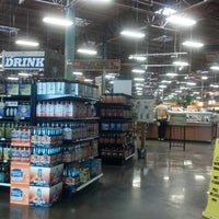 Photo taken at Market District Supermarket by Camille B. on 9/7/2012