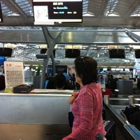 Photo taken at Thai Immigration: Passport Control - Zone 3 by Memee M. on 10/29/2011
