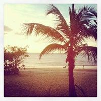 Photo taken at Praia do Chapéu Virado by Michelle R. on 5/20/2012