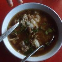 Photo taken at Restoran Belauk by Abhar M. on 6/9/2012