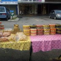 Photo taken at Bazaar Ramadhan Seksyen 7 by Shukrange on 8/14/2012