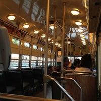 Photo taken at F Street Car Muni Stop - Don Chee Way by Marycarl F. on 6/17/2012