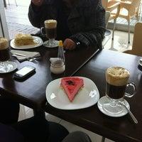 Photo taken at Gelatos Cafe by Dammy B. on 8/13/2012