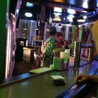 Photo taken at Industry Bar & Kitchen by Jen S. on 7/22/2012