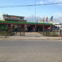 Photo taken at Terminal de Buses La Calera by Edison R. on 7/11/2012