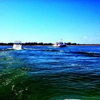 Photo taken at Pier 121 Marina by Melissa N. on 9/1/2012