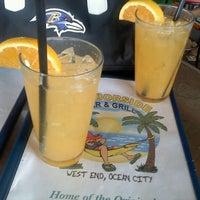 Photo taken at Harborside Bar & Grill by Kristen S. on 8/26/2012