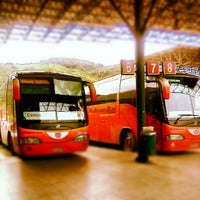Photo taken at Terminal de Buses Collao by Michael C. on 5/12/2012