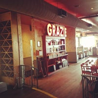 Photo taken at Café Grazie by Derek P. on 7/11/2012