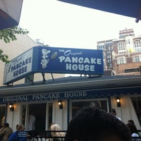 Photo taken at The Original Pancake House by Jacob B. on 6/15/2012