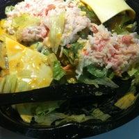 Photo taken at Subway by Rafaela S. on 3/1/2012