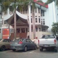 Photo taken at CIMB Bank by Farra B. on 2/19/2012