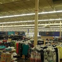 Photo taken at Walmart Supercenter by Lyric L. on 3/12/2012