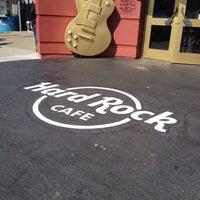Photo taken at Hard Rock Cafe San Francisco by Benjamin S. on 4/6/2012