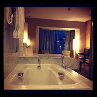 Photo taken at Hilton Kuala Lumpur by Mary A. on 8/21/2012