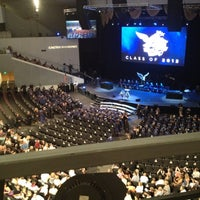 Photo taken at Dream City Church by Paul S. on 5/25/2012
