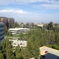 Photo taken at San Diego Marriott La Jolla by Iam S. on 7/13/2012