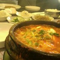 Photo taken at Tofu House Valencia by Jenny M. on 3/17/2012