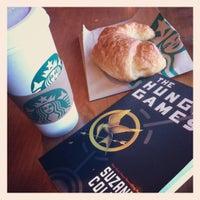 Photo taken at Starbucks by Tom T. on 3/12/2012