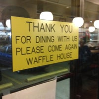 Photo taken at Waffle House by Joe on 7/9/2012