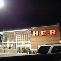 Photo taken at H-E-B by John N. on 7/26/2012
