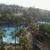 Photo taken at Playasol Spa Hotel 4* by Jose Antonio E. on 9/12/2011