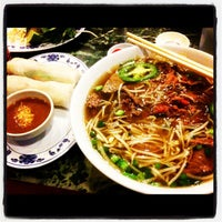 Photo taken at Pho World by Aaron M. on 11/12/2011