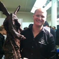 Photo taken at The Chocolate Show by elizabeth on 11/13/2011