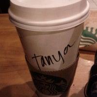 Photo taken at Starbucks by 🧀Tanya F. on 1/29/2012