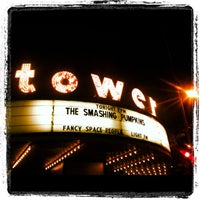 Photo taken at Tower Theater by Theo A. on 10/22/2011
