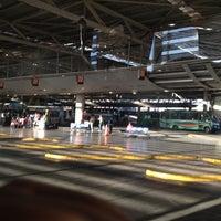 Photo taken at Terminal de Buses San Borja by Jose manuel R. on 4/6/2012