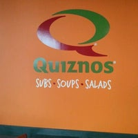 Photo taken at Quiznos by Chane M. on 3/13/2012