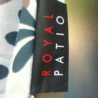 Photo taken at Royal Patio by Paul P. on 8/16/2011