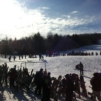 Photo taken at Mount Snow Resort by Yvan D. on 1/29/2012