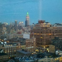 Photo taken at Top of The Standard by Jin C. on 1/1/2012